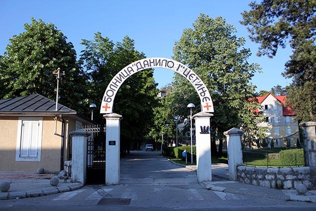 Prince Danilo I Hospital Cetinje