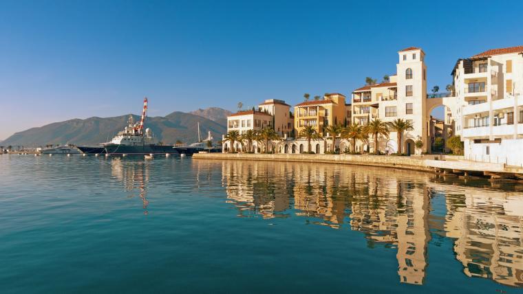 Resort Porto Montenegro Tivat