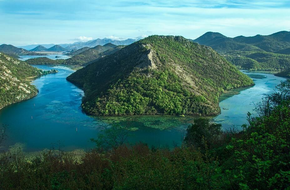 Rijeka Crnojevica (Crnojevica River) Montenegro