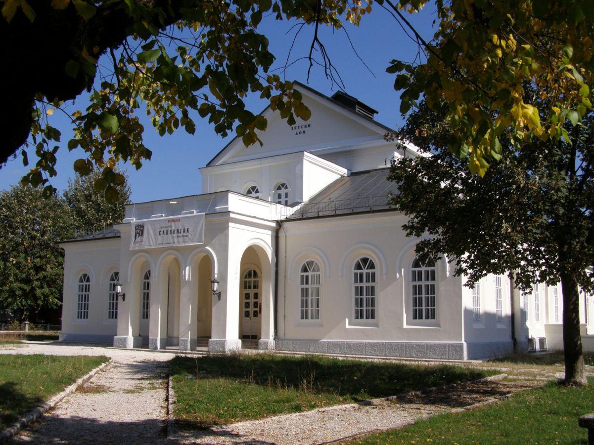 Royal Theatre Zetski dom Cetinje