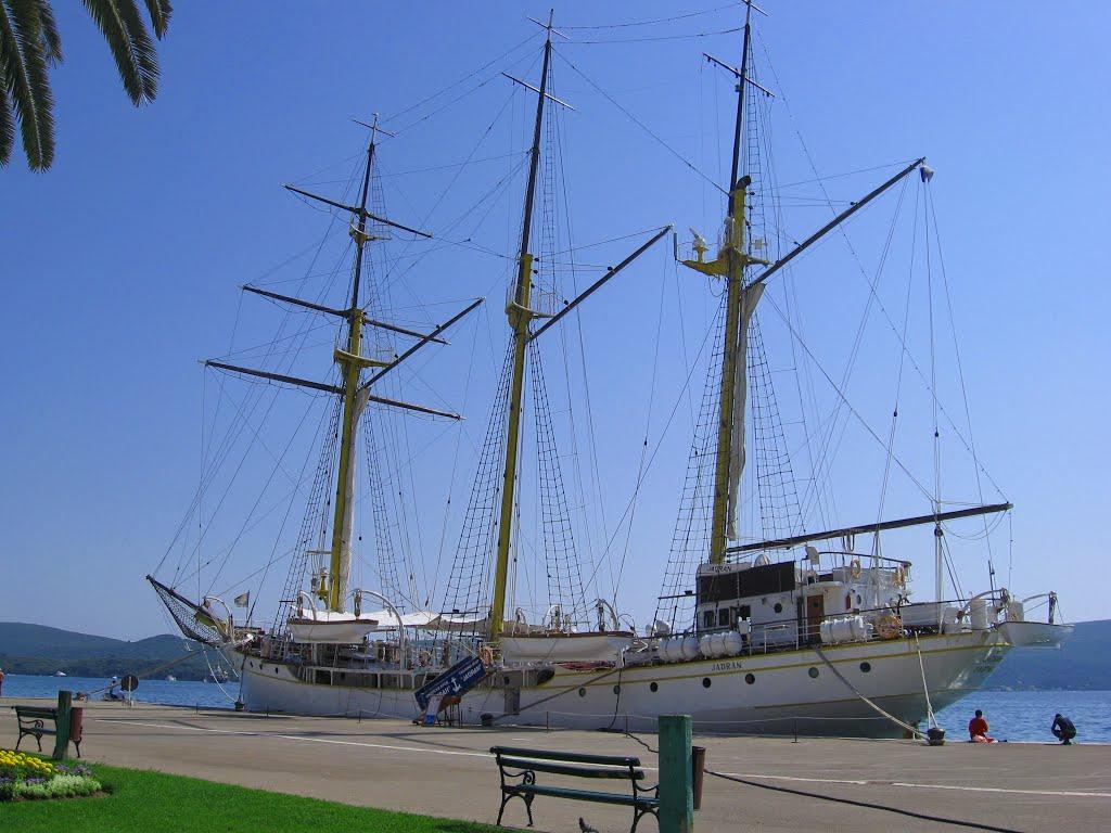 School ship Jadran Tivat
