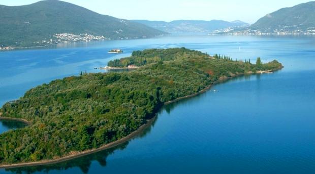 St. Marko Island - Bay of Tivat