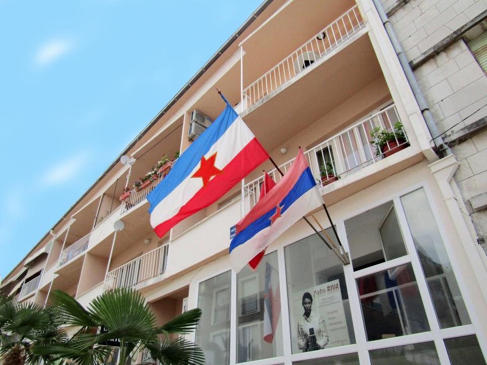 The Consulate of the Socialist Federative Republic of Yugoslavia in Tivat