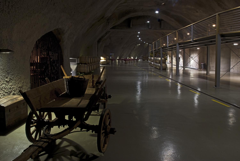 Wine route - Sipcanik wine cellar