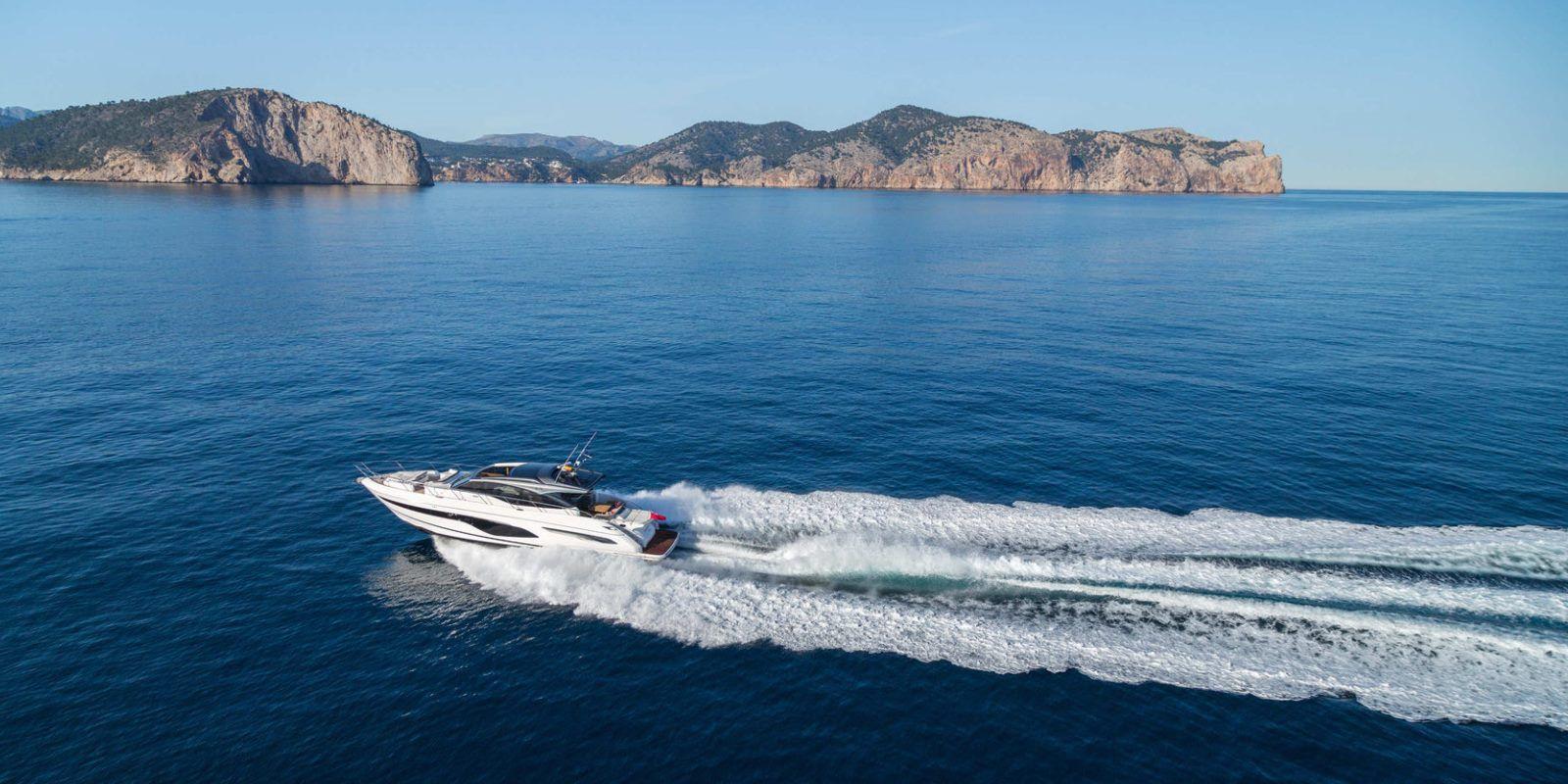 Day yacht charter rental Montenegro