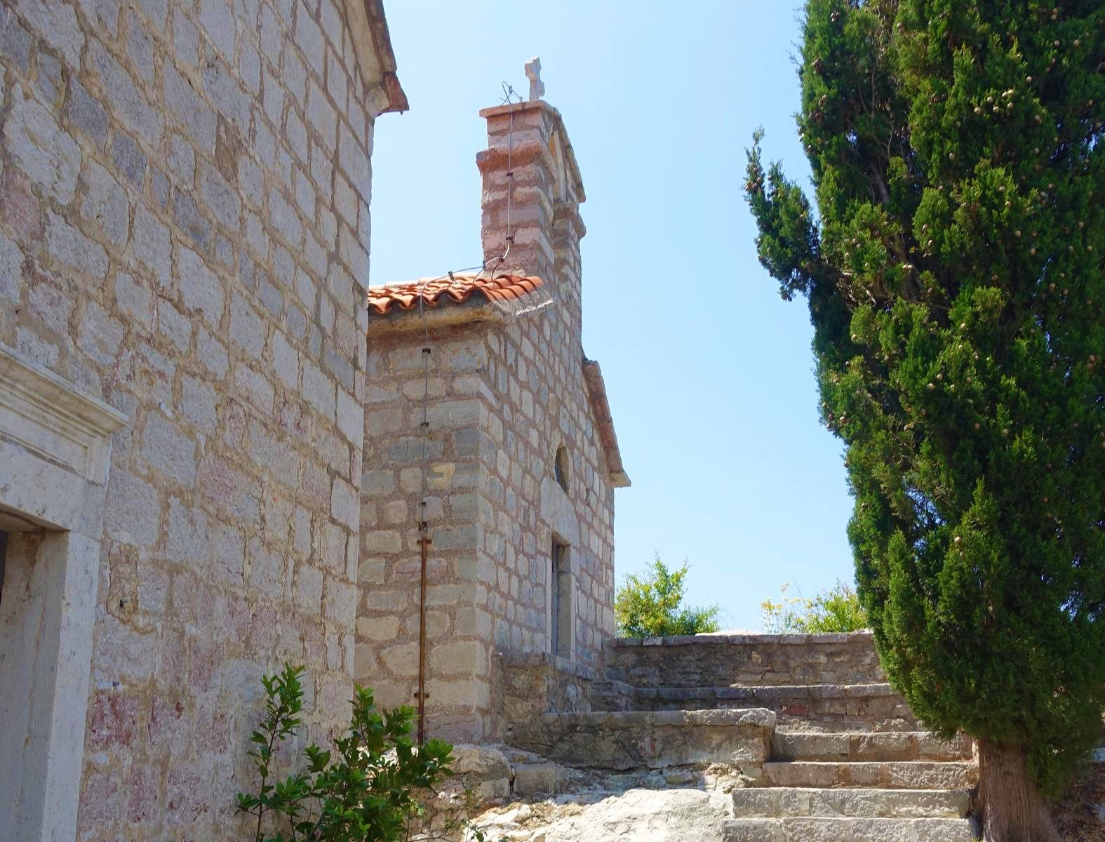 Sveti Stefan - Saint Archdeacon Stefan Church