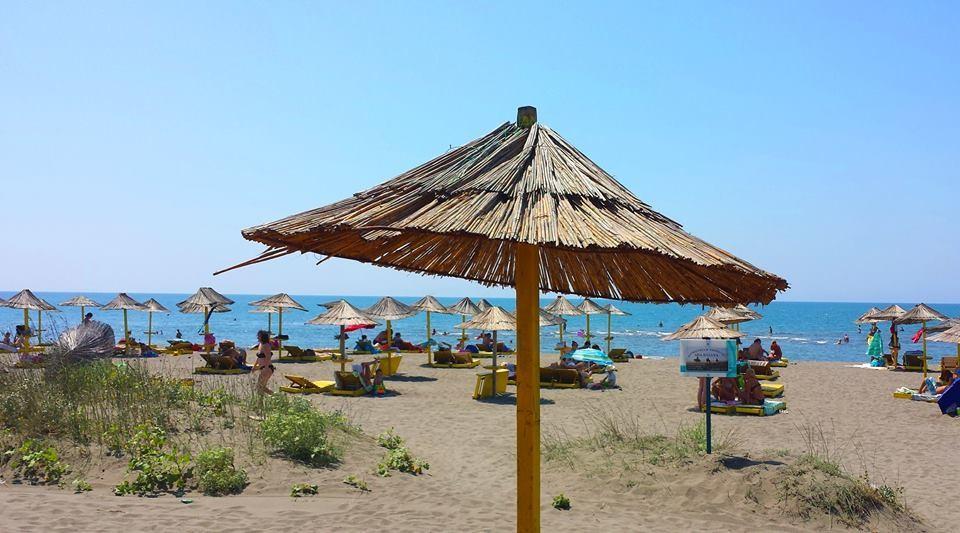 Montenegro beaches - Ada Bojana