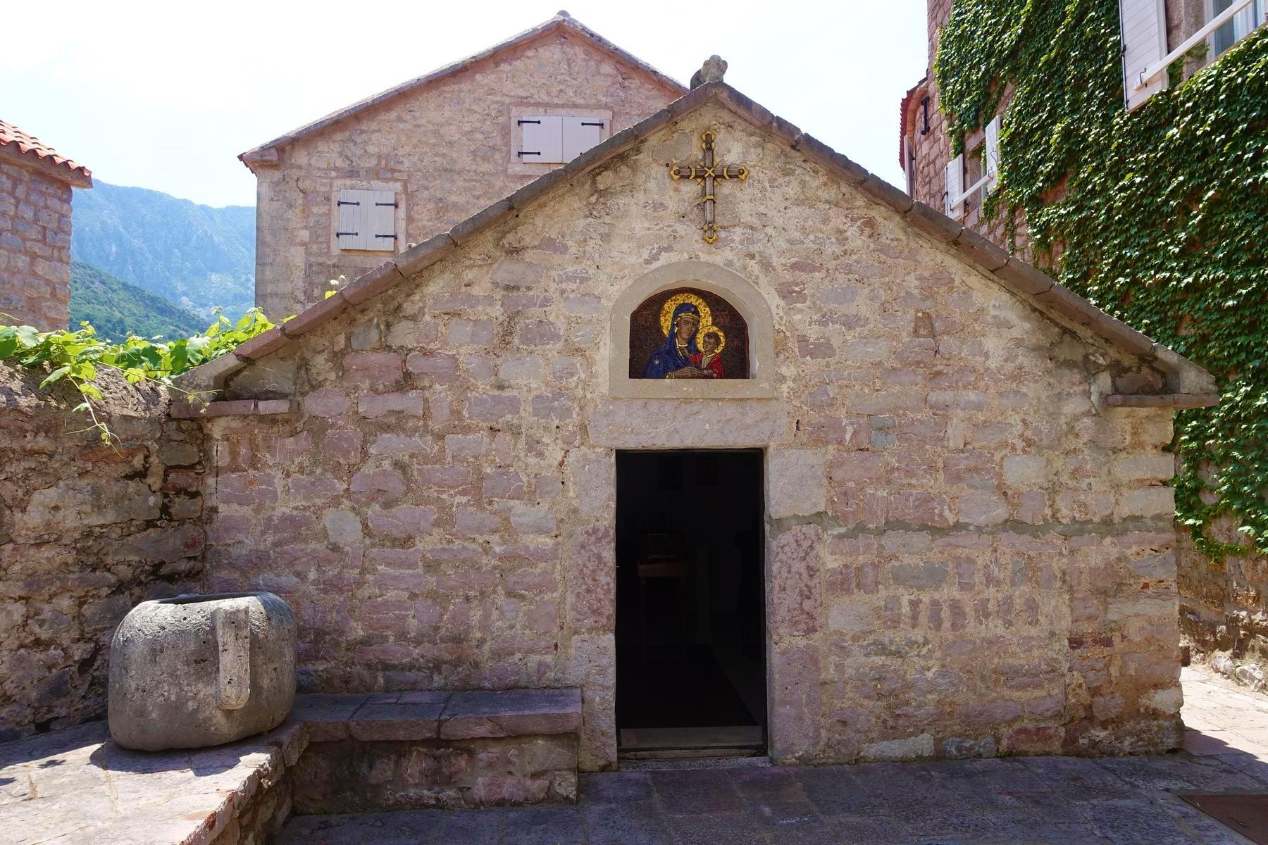 Sveti Stefan Church
