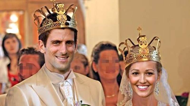 Sveti Stefan - Novak Djokovic wedding ceremony