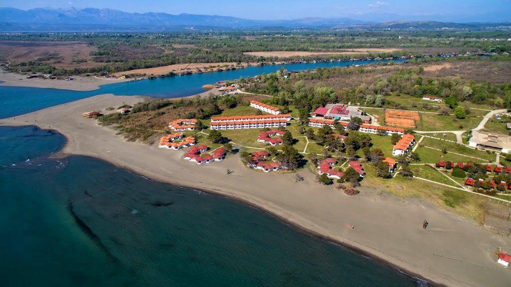 Montenegro Ada Bojana Settlement